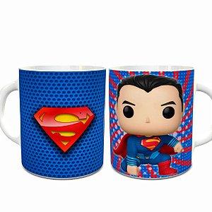 Caneca de porcelana Funko Pop Super Homem - 211302