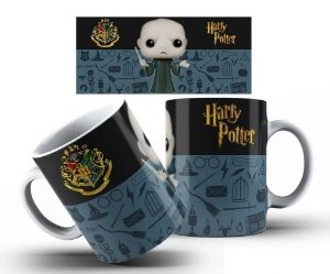 Caneca de Porcelana Funko Pop Lord Voldemort - 211377