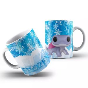 Caneca de Porcelana Funko Pop Bruni (Frozen)  - 211477