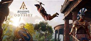 Caneca de Porcelana 325ml Personalizada Assassin's Creed Odyssey