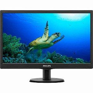 Monitor Led 18.5 Polegadas Wide Hdmi 193V5LSB -  Philips
