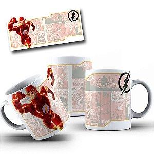 Caneca de Porcelana 325ml Personalizada Flash