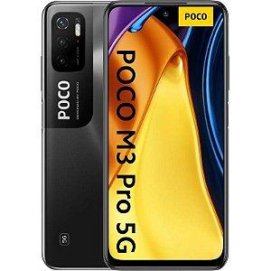 Smartphone Xiaomi Poco M3 Pro 5G 64GB (Power Black) Preto