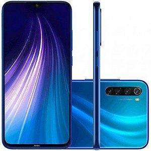 Smartphone Xiaomi Redmi Note 8 Dual Chip 64GB (Neptune Blue) Azul