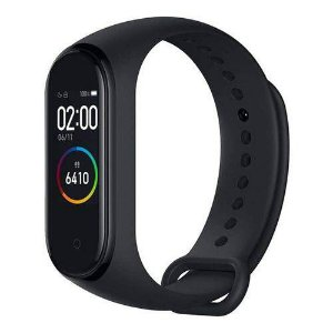 Smartband Mi Band 4 Tela Amoled Bluetooth 5.0 Android / Ios - Xiaomi