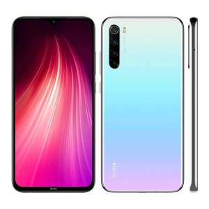 Smartphone Xiaomi Redmi Note 8 Dual Chip 64GB (Moonlight White) Branco