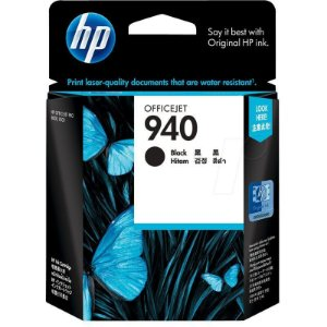Cartucho de Tinta HP 940 (C4902) Preto 22ml