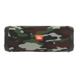 Caixa de Som JBL Flip 4 Bluetooth à Prova D'água Camuflada Edição Especial