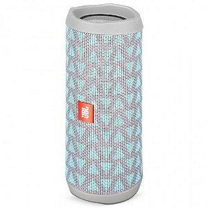 Caixa de Som JBL Flip 4 Bluetooth à Prova D'água Trio Edição Especial