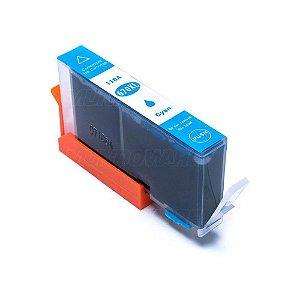Cartucho de Tinta Compativel HP  670XL (CZ118) Ciano 16ml