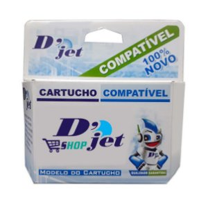 Cartucho de Tinta Compativel HP 904XL (T6M00AB) Yellow