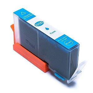 Cartucho de Tinta Compatível HP 935XL (C2P26) Ciano 16ml