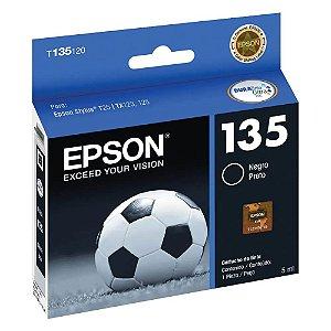 Cartucho de Tinta Epson 135 (T1351) Preto 5ml
