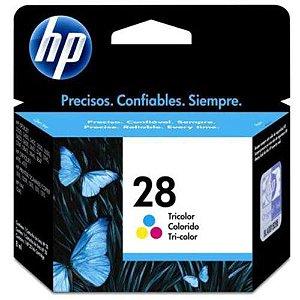 Cartucho de Tinta HP 28 (8728) Colorido 8ml