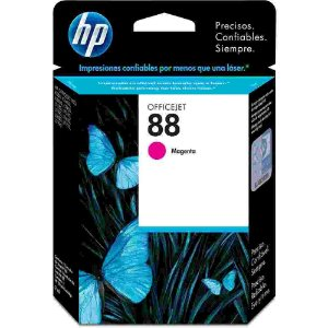 Cartucho de Tinta HP 88 (9387) Magenta 13ml