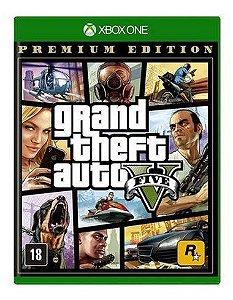 Grand Theft Auto V GTA Premium Edition - Xbox One
