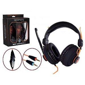 Headset Gamer Pro Stereo Ga-X3 - Hoopson