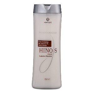 Hino´S Plus Condicionador Cabelos Oleosos 250ml - Hinode