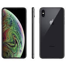 "iPhone XS Apple 64GB Preto 4G Tela 5,8"" Retina Câmera Dupla 12MP + Selfie 7MP iOS 12"
