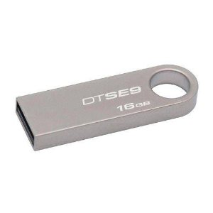 Pen Drive 2.0 16 GB Dstse9h Metal Casing - Kingston