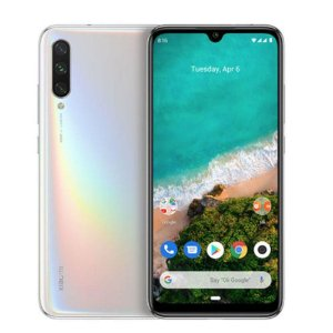 Smartphone Xiaomi Mi A3 64Gb ( More Than White ) Branco