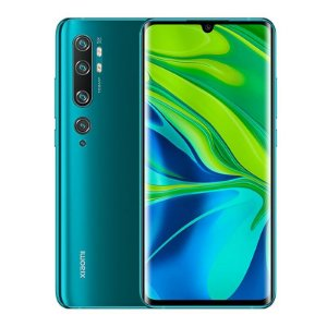 Smartphone Xiaomi Mi Note 10 128GB (Aurora Green) Verde