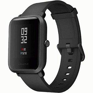 Smartwatch Amazfit Bip A1608 Preto Bluetooth GPS - Xiaomi