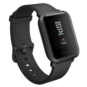 Smartwatch Amazfit Bip Lite Preto Bluetooth GPS - Xiaomi