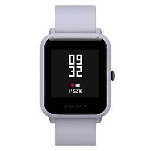Smartwatch Amazfit Bip (White Cloud) Branco  Bluetooth GPS - Xiaomi