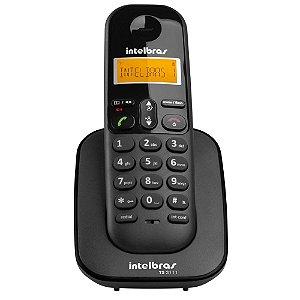 Telefone Sem Fio TS 3110 Preto - Intelbras
