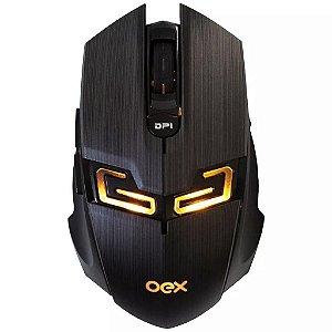 Mouse Gamer Killer Ms-312 com 6 Botões - Oex