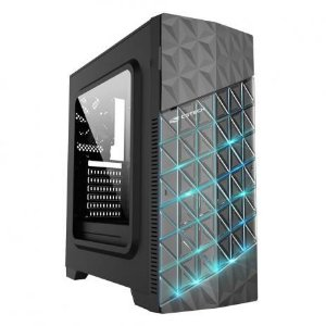 Gabinete Gamer com 1 Led Mt-G750bk sem Fonte 4x Usb - C3tech