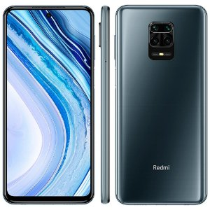 Smartphone Xiaomi Redmi Note 9S Dual Chip 128GB (Interstellar Gray) Cinza