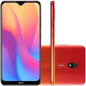 Smartphone Xiaomi Redmi 8A Dual Chip 32GB (Sunset Red) Vermelho