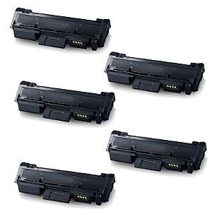 Kit 05 Cartuchos de Toner Compatível Samsung Mlt-D116 L