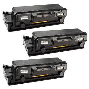 Kit 03 Cartuchos de Toner Compatível Samsung Mltd204