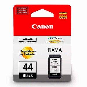 Cartucho de Tinta Origina Canon 44  (Pg44)  Preto 5,6ml