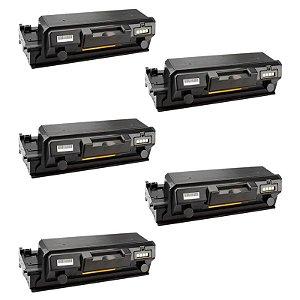 Kit 05 Cartuchos de Toner Compatível Samsung Mltd204
