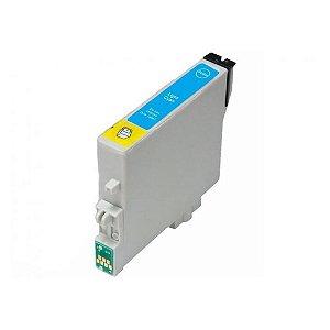 Cartucho de Tinta Compatível Epson 82 (To825) Ciano Claro 12ml - Epson