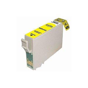Cartucho de Tinta Compatível Epson 140 (T1404) Amarelo 15,8ml