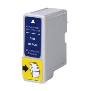 Cartucho de Tinta Compatível Epson 36 (TO36) Preto 12ml