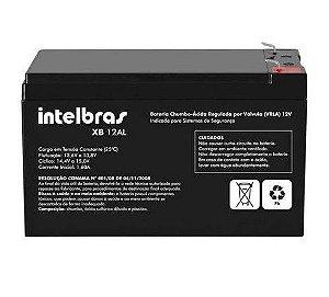 Bateria Selada Vrla 12v 2.3ah Xb 12aL - Intelbras