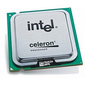 Processador Celeron 430 - 1.8 Ghz Lga 775 - Intel Semi Novo