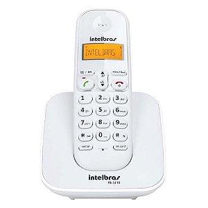 Telefone sem Fio TS 3110 Branco - Intelbras