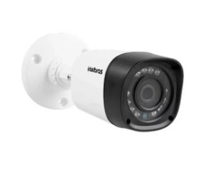 Câmera Full Hd Vhd 1220 B G5 Multi HD 20m 1080p - Intelbras
