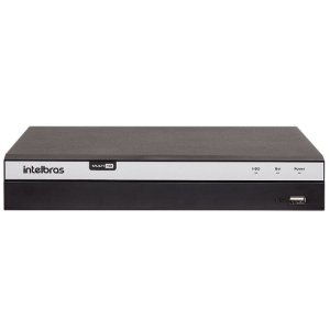 DVR- GRAVADOR DIGITAL 04 CANAIS MHDX 3104 - INTELBRAS