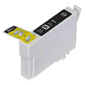Cartucho de Tinta Compatível Epson 73 (To731) Preto 12ml