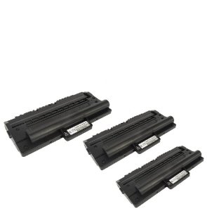 Kit 03 Cartuchos de Toner Compatível Samsung Scx4100 Ml1710