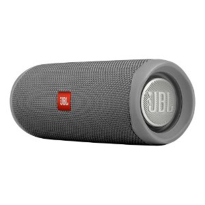 Caixa de Som JBL Flip 5 Bluetooth à Prova D'água Cinza