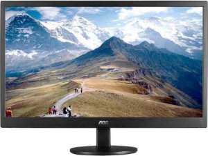Monitor LED 21.5´ Widescreen Full HD VGA E2270SWN - Aoc